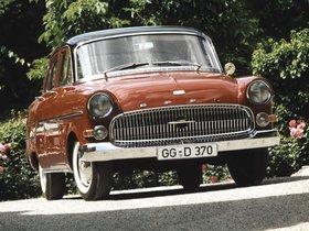 Fotos de Opel Kapitan 1956