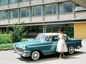 Ver foto 3 de Opel Kapitan P1 1958