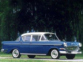 Ver foto 1 de Opel Kapitan P1 1958