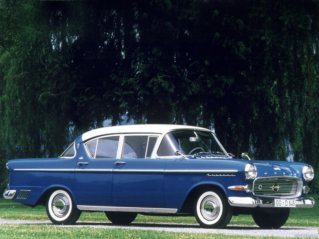 Foto 0 de Opel Kapitan P1 1958