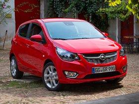 Ver foto 2 de Opel KARL 2015