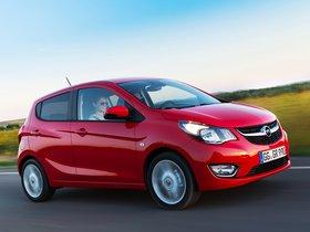 Ver foto 28 de Opel KARL 2015