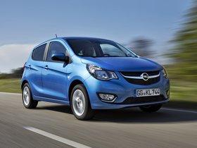 Ver foto 25 de Opel KARL 2015