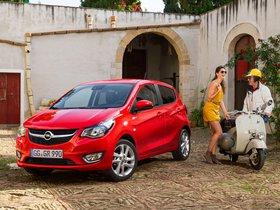 Ver foto 9 de Opel KARL 2015