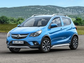 Fotos de Opel Karl Rocks 2016