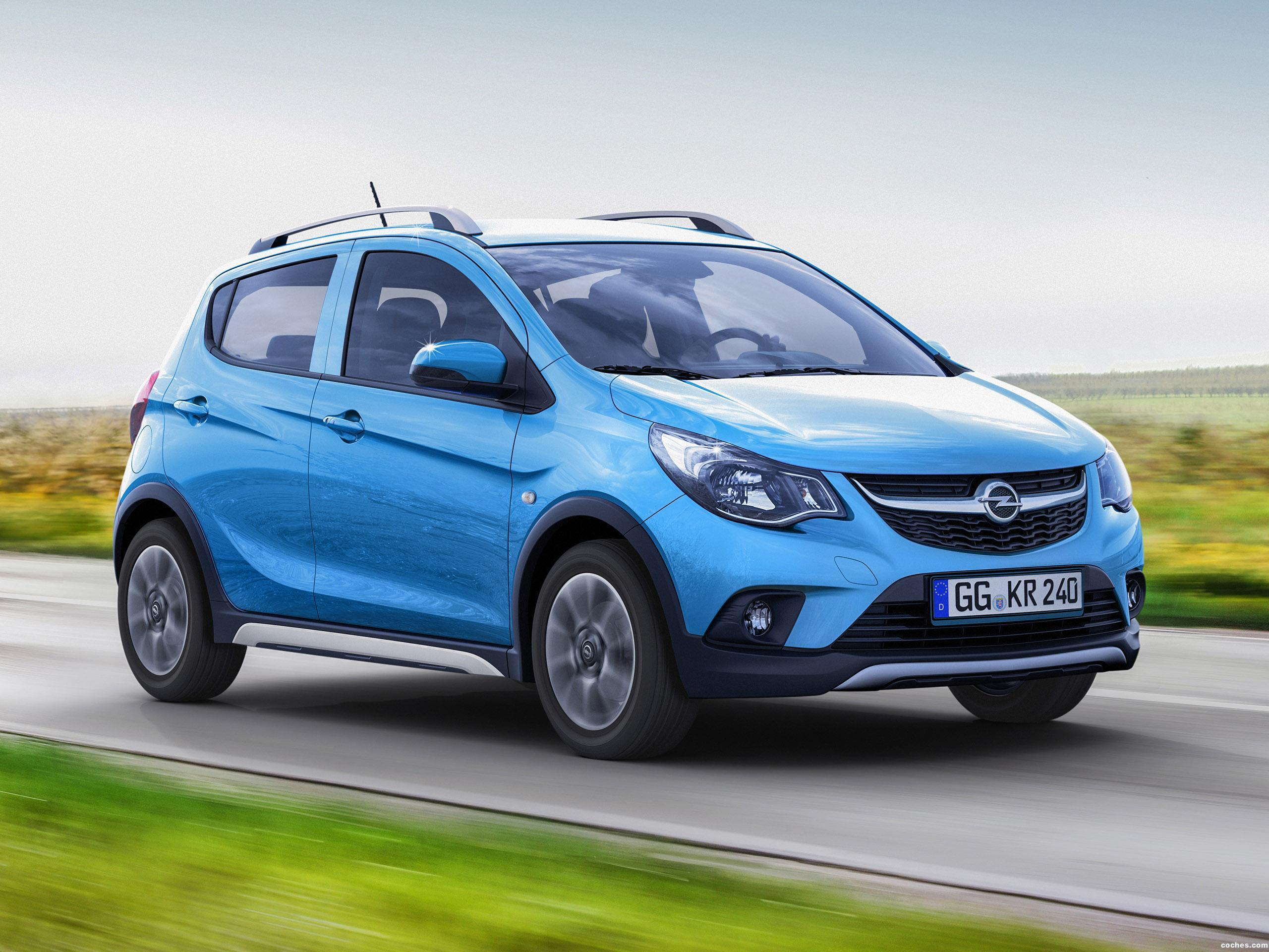 Foto 4 de Opel Karl Rocks 2016