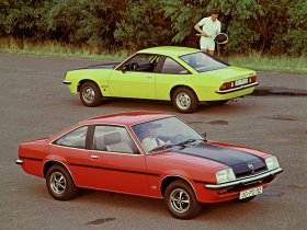 Ver foto 2 de Opel Manta B 1975