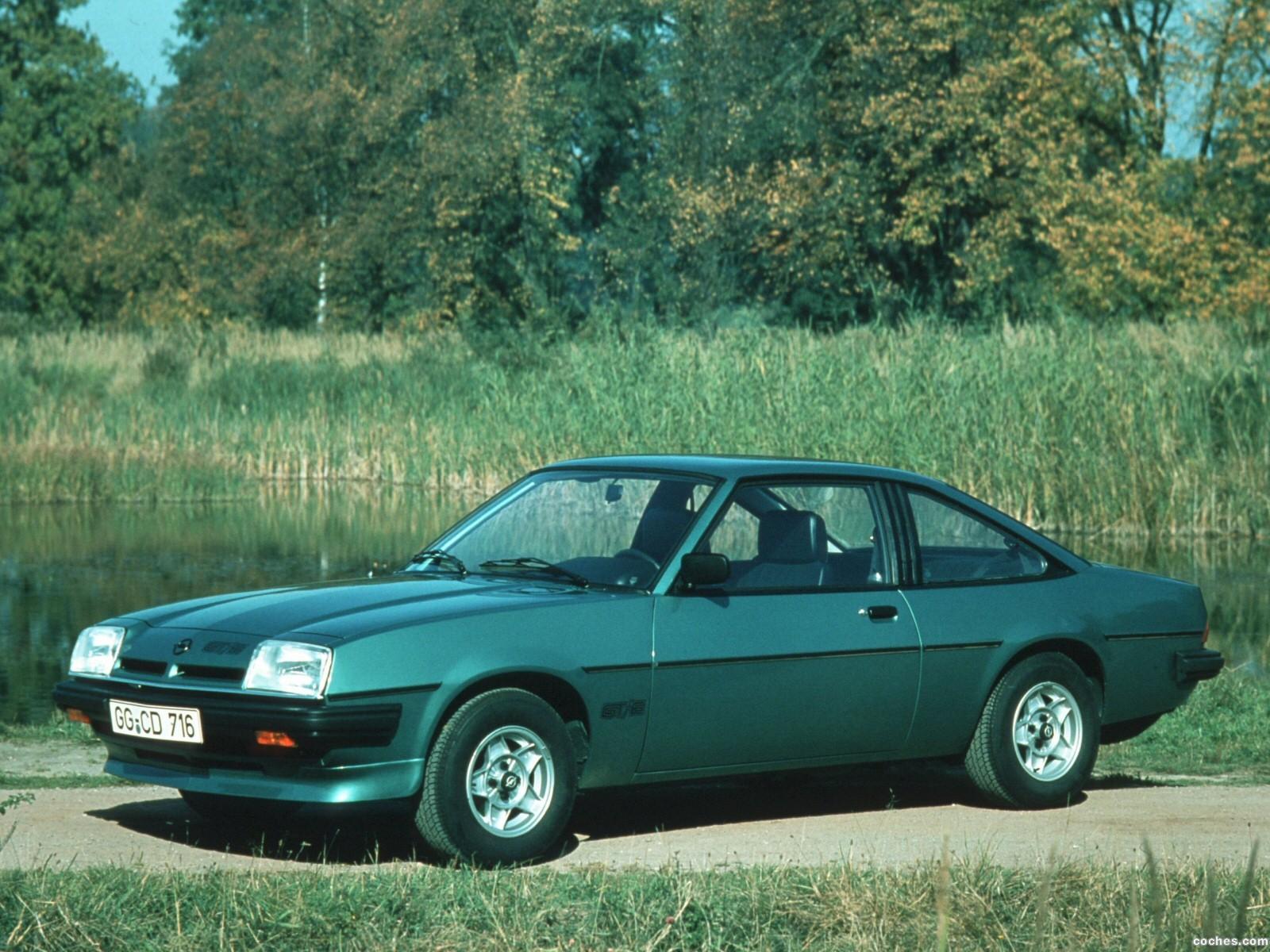 Foto 0 de Opel Manta B 1975