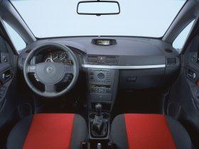 Ver foto 17 de Opel Meriva 2002
