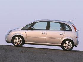 Ver foto 8 de Opel Meriva 2002