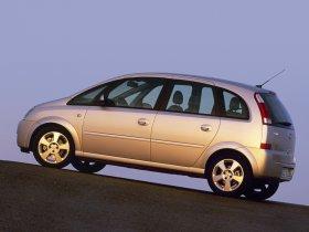 Ver foto 7 de Opel Meriva 2002
