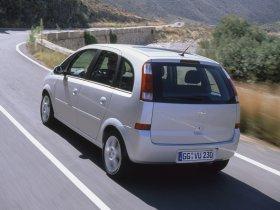 Ver foto 6 de Opel Meriva 2002