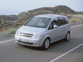 Ver foto 5 de Opel Meriva 2002