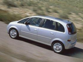 Ver foto 4 de Opel Meriva 2002