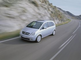 Ver foto 3 de Opel Meriva 2002