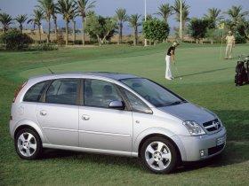 Ver foto 2 de Opel Meriva 2002
