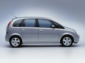 Ver foto 16 de Opel Meriva 2002