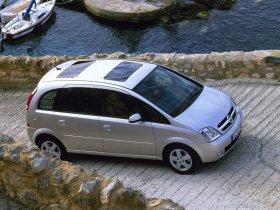 Ver foto 15 de Opel Meriva 2002