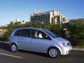 Ver foto 14 de Opel Meriva 2002