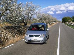Ver foto 13 de Opel Meriva 2002
