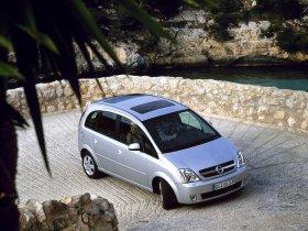 Ver foto 12 de Opel Meriva 2002