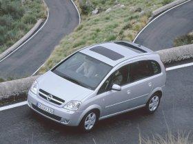 Ver foto 11 de Opel Meriva 2002