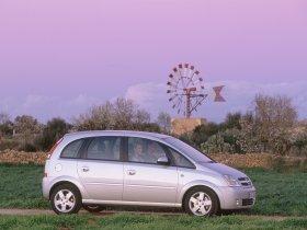 Ver foto 10 de Opel Meriva 2002