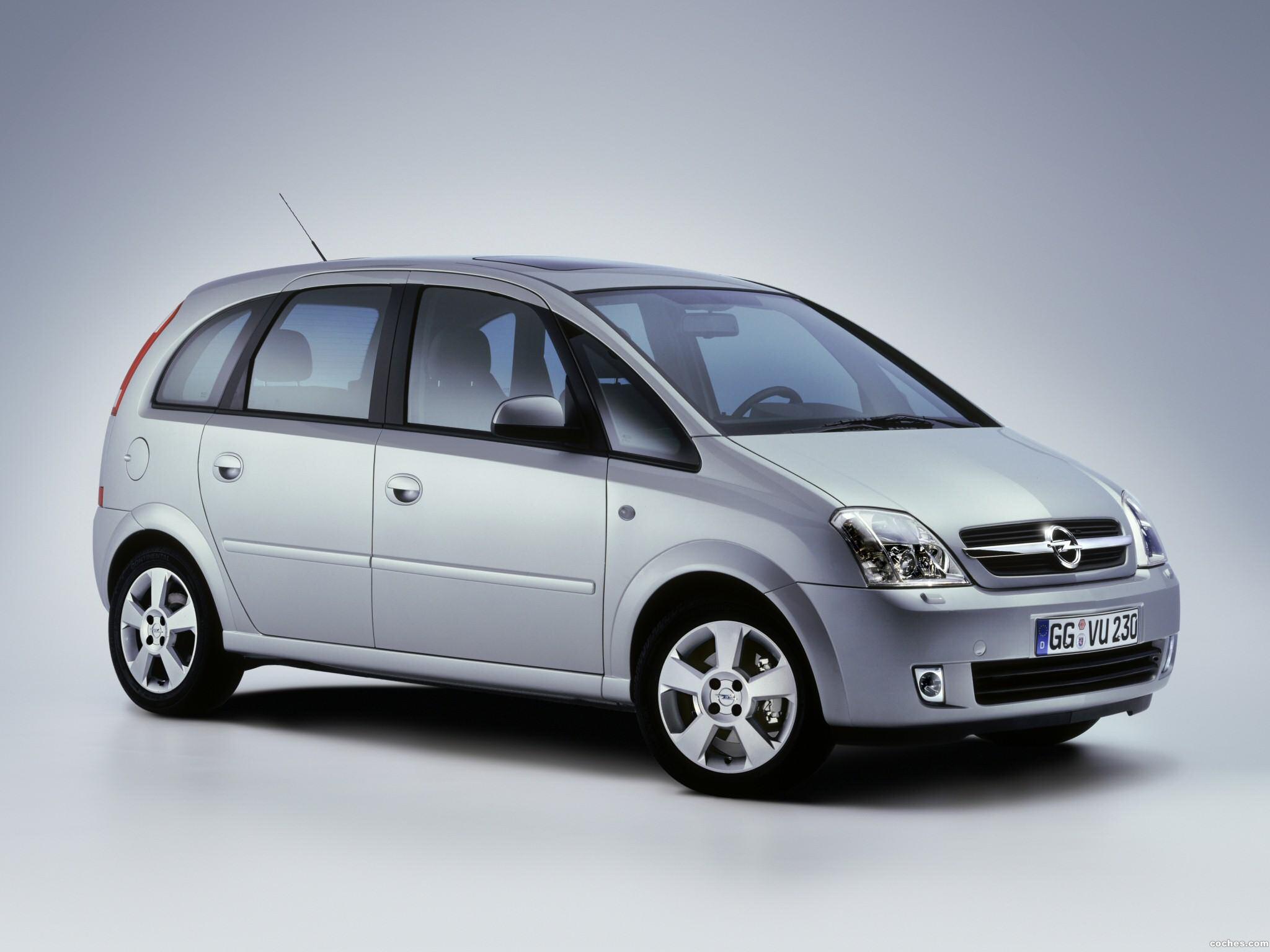 Foto 0 de Opel Meriva 2002