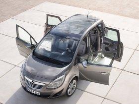 Ver foto 17 de Opel Meriva 2010