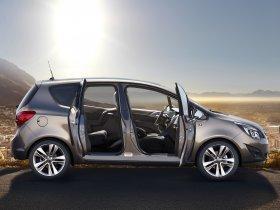Ver foto 8 de Opel Meriva 2010