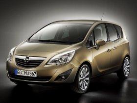 Ver foto 6 de Opel Meriva 2010