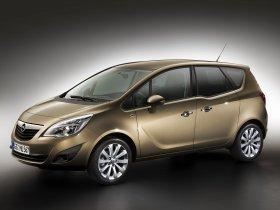 Ver foto 5 de Opel Meriva 2010