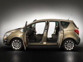 Ver foto 4 de Opel Meriva 2010