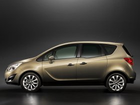 Ver foto 3 de Opel Meriva 2010