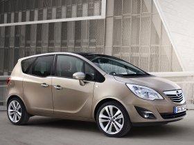 Ver foto 1 de Opel Meriva 2010