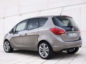 Ver foto 16 de Opel Meriva 2010