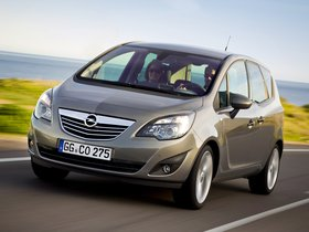 Ver foto 45 de Opel Meriva 2010