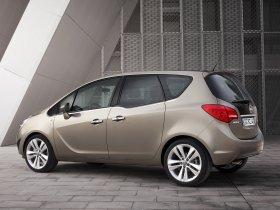 Ver foto 15 de Opel Meriva 2010