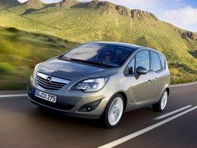 Ver foto 37 de Opel Meriva 2010