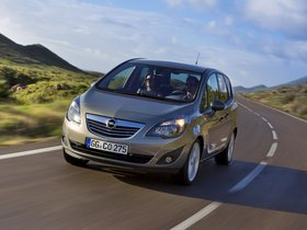 Ver foto 36 de Opel Meriva 2010
