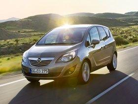 Ver foto 32 de Opel Meriva 2010