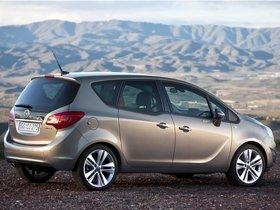 Ver foto 31 de Opel Meriva 2010