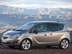 Ver foto 30 de Opel Meriva 2010