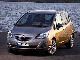 Ver foto 29 de Opel Meriva 2010