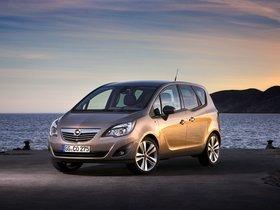 Ver foto 28 de Opel Meriva 2010