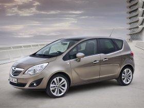 Ver foto 14 de Opel Meriva 2010