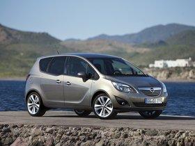 Ver foto 25 de Opel Meriva 2010