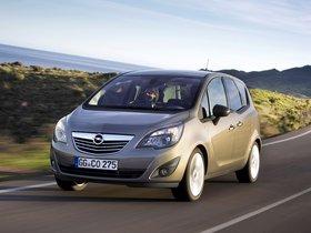 Ver foto 23 de Opel Meriva 2010