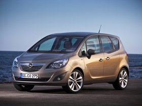 Ver foto 19 de Opel Meriva 2010
