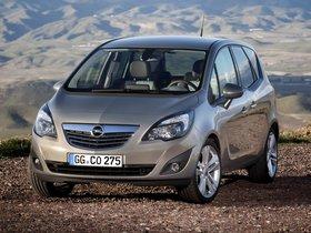 Ver foto 18 de Opel Meriva 2010